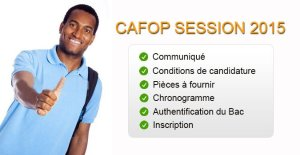CAFOF SESSION 2015